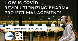 WEBINAR: How is COVID Revolutionizing Pharma Project Management