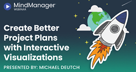 Live Webinar - Create Better Project Plans with Interactive Visualizations